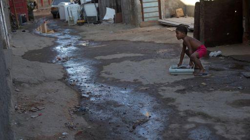 Río de Janeiro se convierte en una gran cloaca