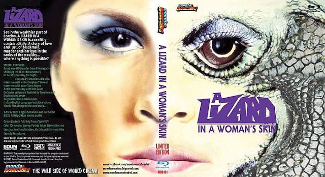 Lizard in a Woman's Skin Blu-ray cover