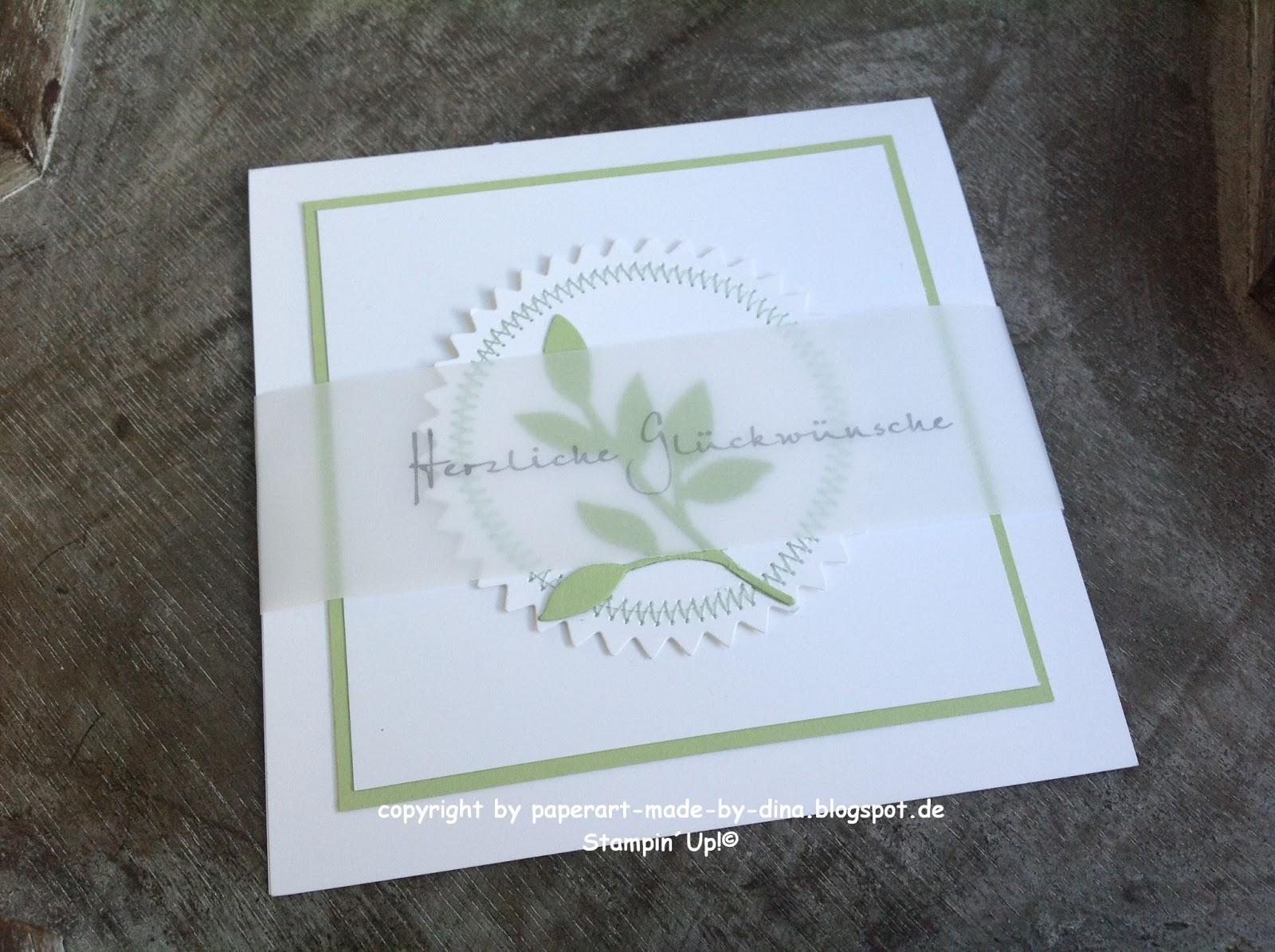 Schönes aus Papier handgemacht!: April 2013