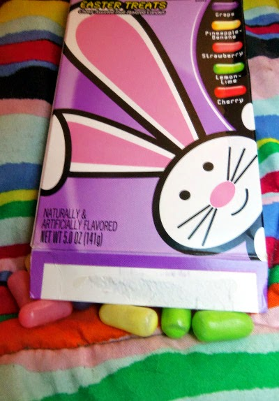 Mike and Ike Easter Treats