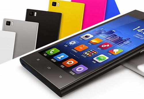 Spesifikasi Dan Harga Xiaomi mi3 Di Indonesia