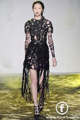 Chinese Supermodel Liu Wen