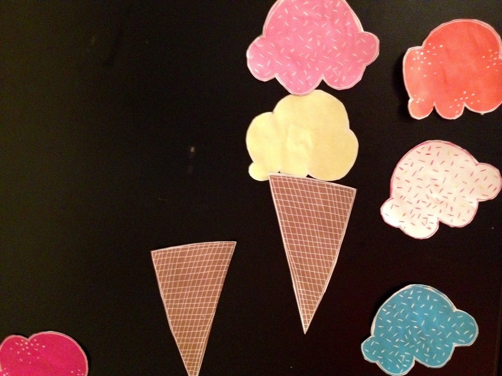 How To Be The Best Nanny Ice Cream Chore Chart