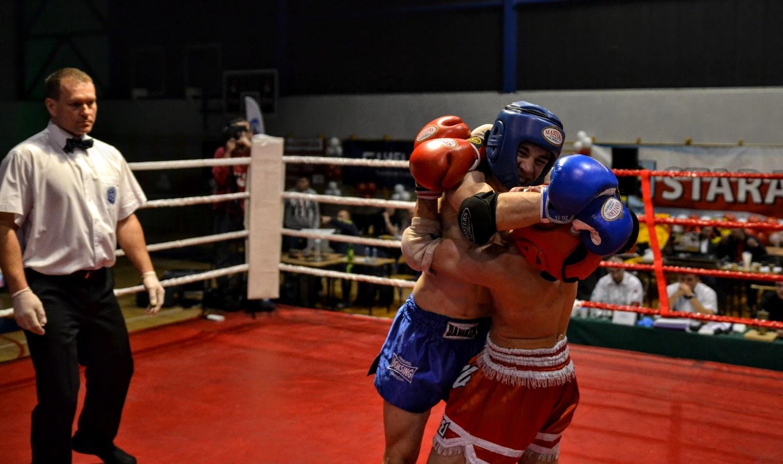 Pokonaliśmy Mistrza Świata Muay Thai WMF !