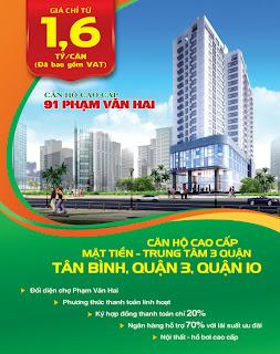 Dự án 91 Phạm Văn Hai