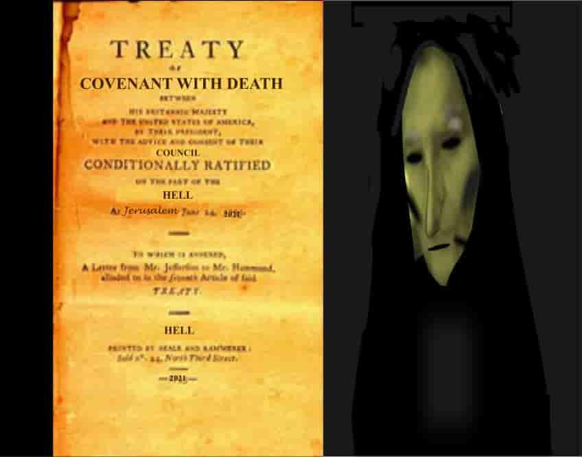 Bildergebnis für treaty with death images