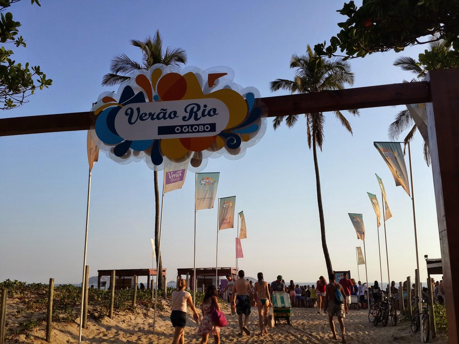 Blog Apaixonados por Viagens: Rio de Janeiro: Projeto Verão Rio em  #40598B 1600 1200