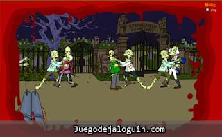 Juegos de jaloguin de los simpsons