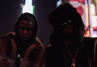 Video: A$AP Mob - Xscape Feat A$AP Twelvyy