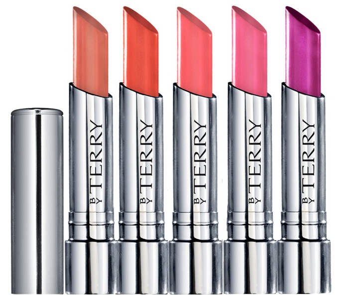 Best Things in Beauty: By Terry Hyaluronic Sheer Rouge Lipstick