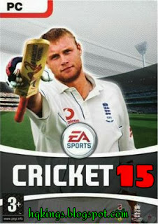 EA Sports Cricket 15 Patch