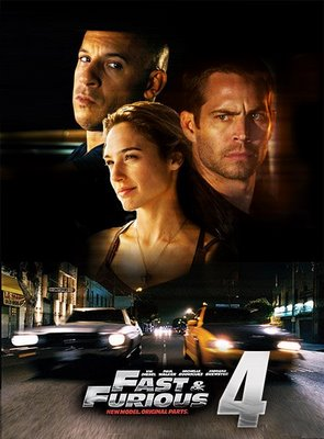 Fast And Furious Movie Series