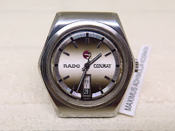 RADO CONWAY BROWN GREY GRADATION DIAL - AUTOMATIC