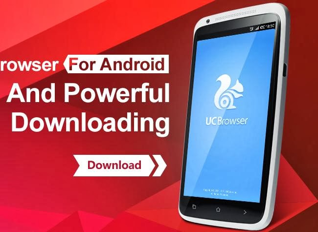 Download UC Browser 9.6.0 free full official APK for Android
