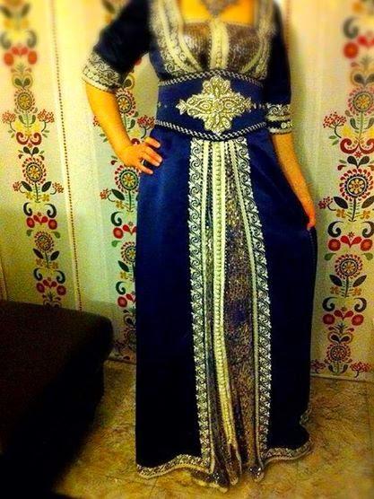 mis vestidos de novia: vestidos de novia marroquíes: caftanes barcelona