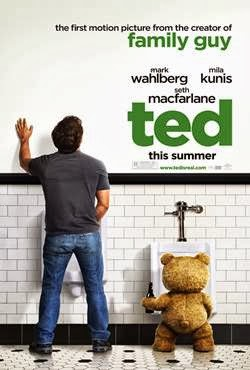 Download Ted Dublado RMVB + AVI Dual Áudio + Torrent DVDRip