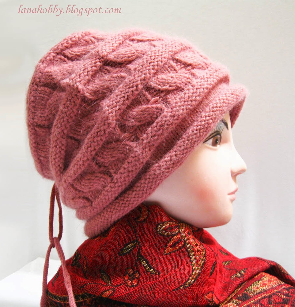 Knitting Pattern Baby Slouch Hat : Lana creations My knitting work, knit project and free patterns catalogue