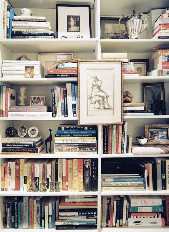 Ellenor Industries How To Arrange A Bookcase
