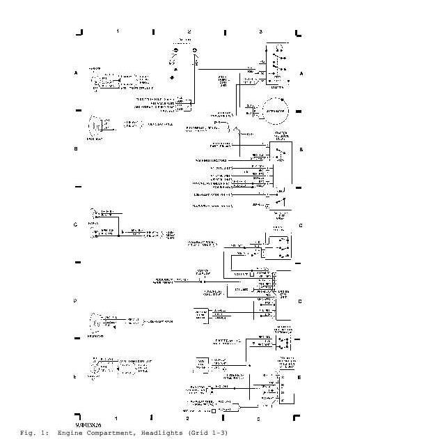 1992 B3 Vw Passat Wiring Diagram Series
