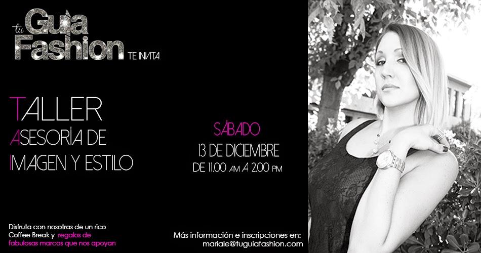 estilo imagen personal taller asesoría concurso bebloggera tuguiafashion blog chileno