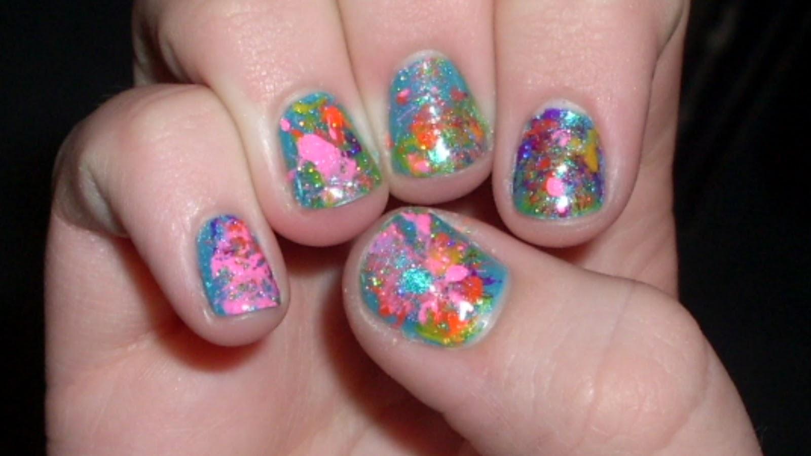 A couple new nail designs!! | Nicki\'s Nails