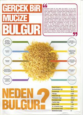 Neden Bulgur?
