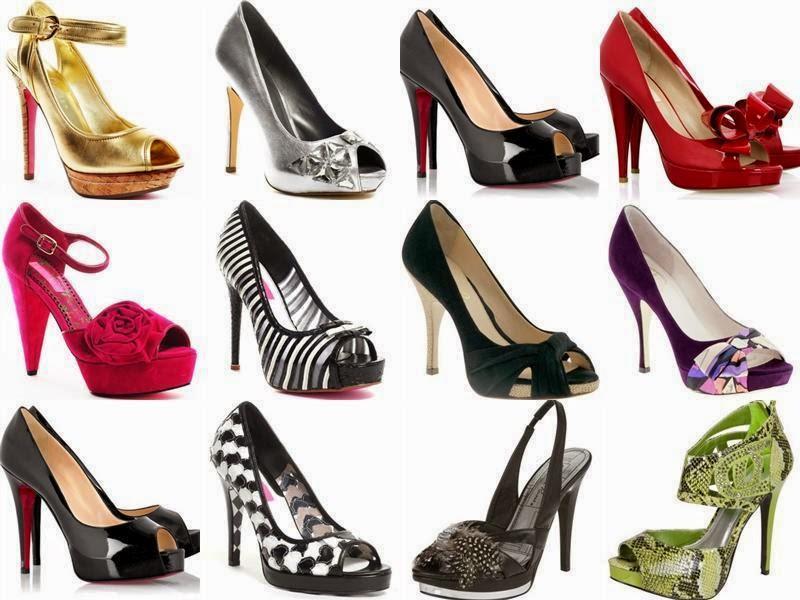 Aneka Model Sepatu Terbaik Untuk Wanita