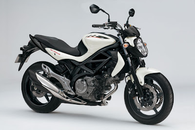 2012 Suzuki SFV650 Gladius