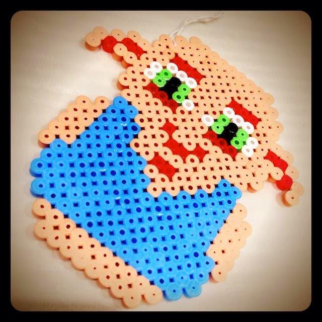 Dobby Hamma Beads