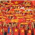 Tuổi trẻ Việt Nam với tình yêu đất nước!