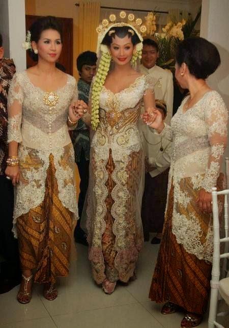 Foto Model Baju Kebaya Ijab Qobul