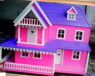 jual rumah barbie