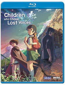Children Who Chase Lost Voices (2011) BRRip Dual-Audio 825MB MKV