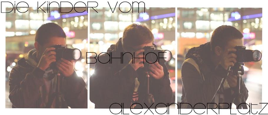 Die Kinder vom Bahnhof Alexanderplatz