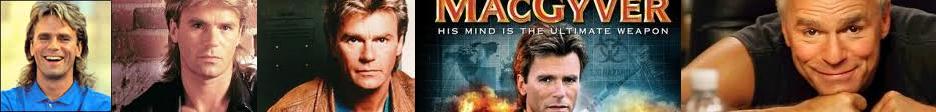 MacGyver - Serie TV