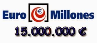 Bote de Euromillones del martes 17 de junio de 2014