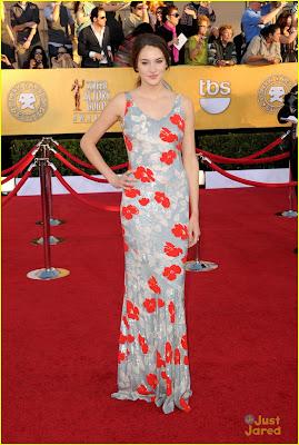 Hollywood Actres Shailene Woodley