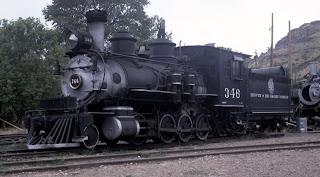 D&RGW 346
