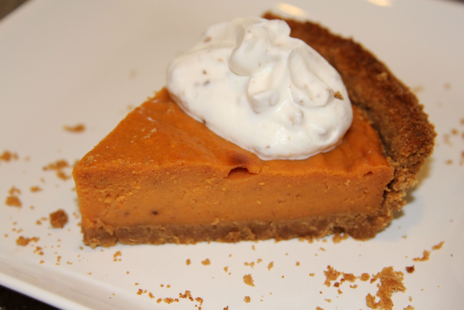 sweet potato pie sweet potato pie with candied whip topping