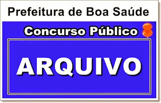 Arquivo do concurso de Boa Saúde - 2014