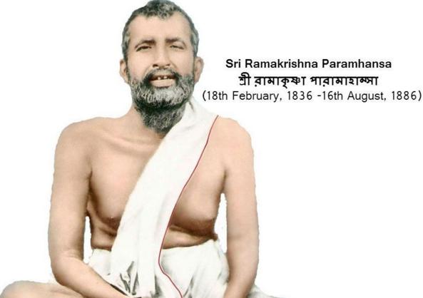 Happy Ramakrishna Paramhans Jayanti