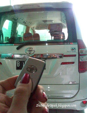 Toyota Ride Your Twin: Seru-seruan Bersama Toyota NAV1