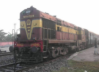 Gondia - Chappara New Train