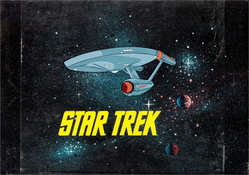 Star Trek Animated Series animatedfilmreviews.filminspector.com