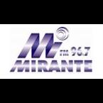 ouvir a Rádio Mirante FM 96,7 Monte Alegre PA
