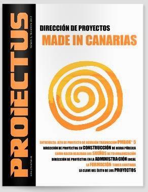 Enlace al 1º número de la revista Proiectus