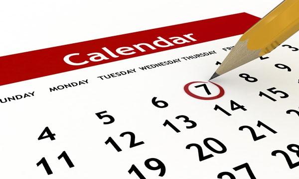 Ημερολόγιο Νομικών Εκδηλώσεων