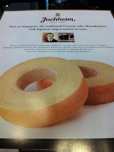 Baumkuchen by  Juchheim