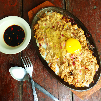 recipe for sisig, sisig na bangus, fish recipe, filipino fish recipes