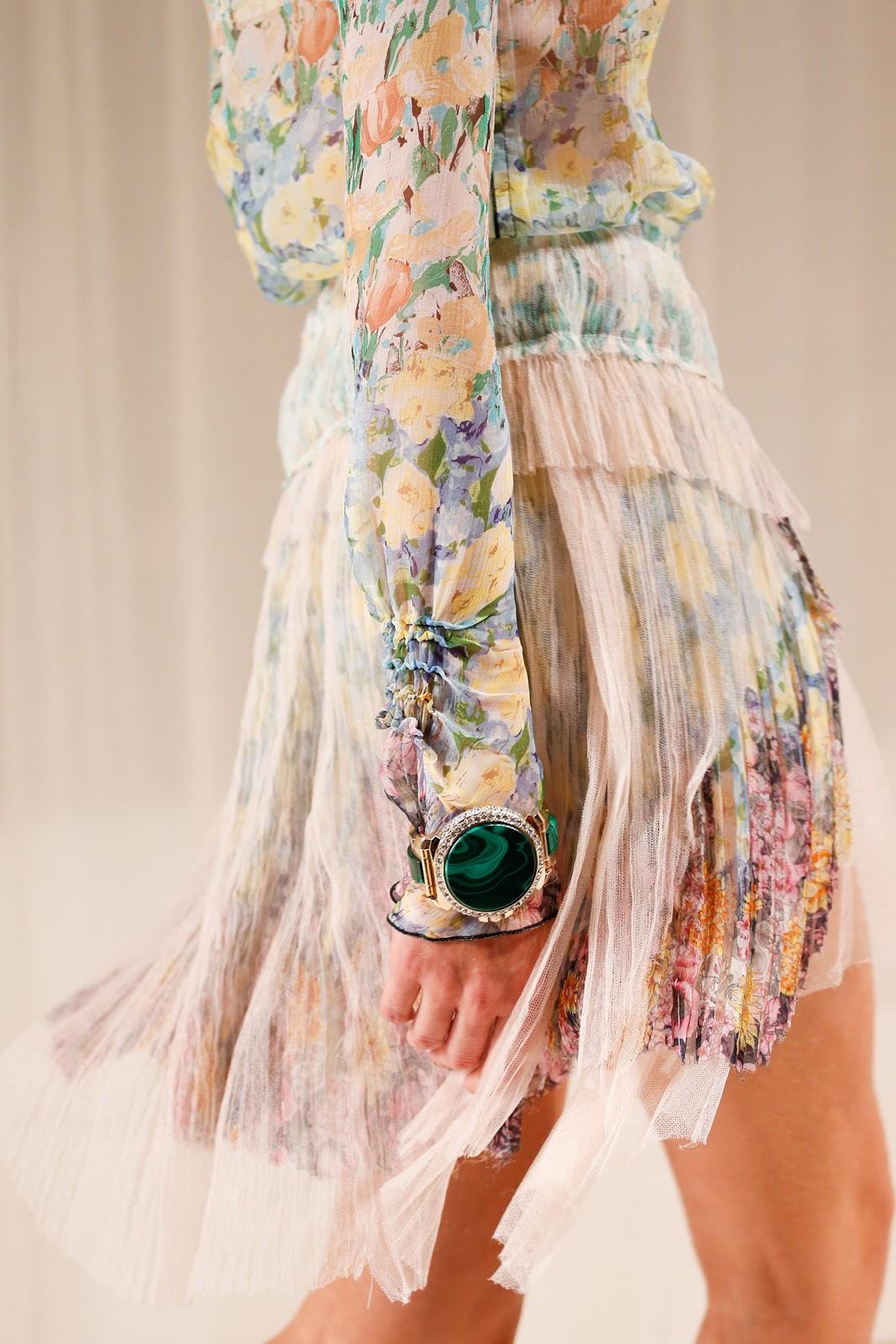 Nina Ricci Spring/Summer 2014
